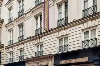 Hôtel Mercure Paris Opéra Grands Boulevards