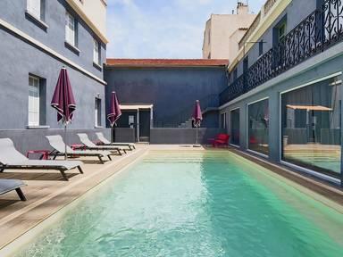 Kyriad Marseille Blancarde - Timone