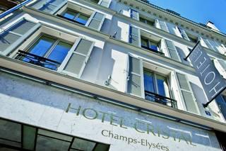 Hôtel Cristal Champs Elysées