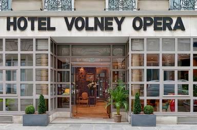 Hôtel Volney Opéra