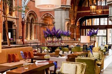 St Pancras Renaissance Hotel London