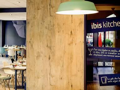 ibis Lyon Part-Dieu Les Halles