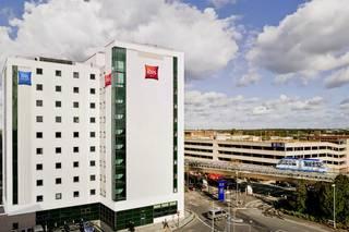 ibis Birmingham Airport - NEC (new ibis rooms)