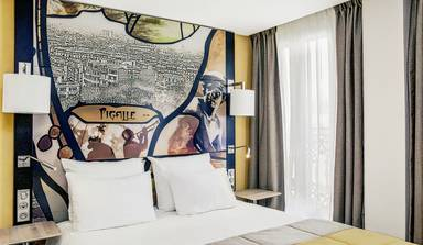 Hôtel Mercure Paris 9 Pigalle Sacré-Coeur