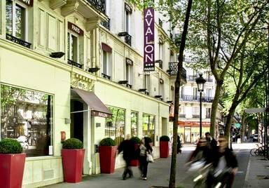 Avalon Hôtel Paris Gare du Nord