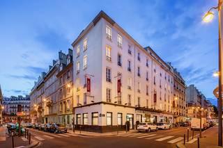 Hôtel Le Rocroy Gare du Nord
