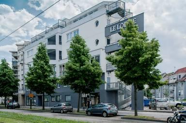 Le Lodge Brit Hôtel Strasbourg