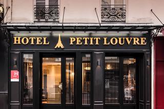 Hôtel Eiffel Petit Louvre