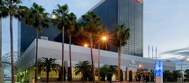 Hilton LAX Los Angeles Airport