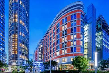 Radisson Blu Edwardian New Providence Wharf Hotel, London