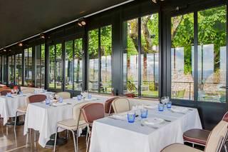 L'Ermitage Hôtel Cuisine-à-Manger