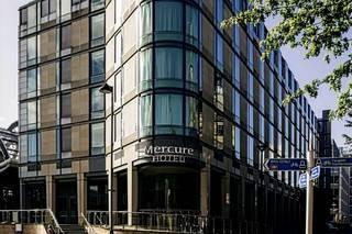 Mercure Sheffield St Paul's Hotel & Spa