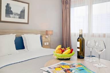 Residhome Appart Hotel Paris Issy les Moulineaux