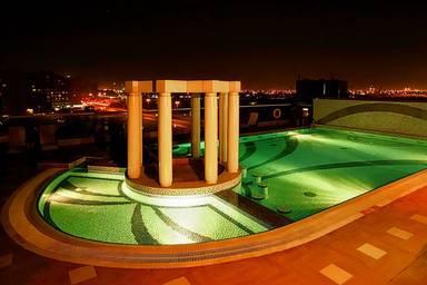 Dune Hotel Apartments Muhaisnah