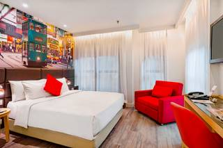 Travelodge Central, Hollywood Road