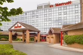 Newcastle Gateshead Marriott Hotel Metrocentre