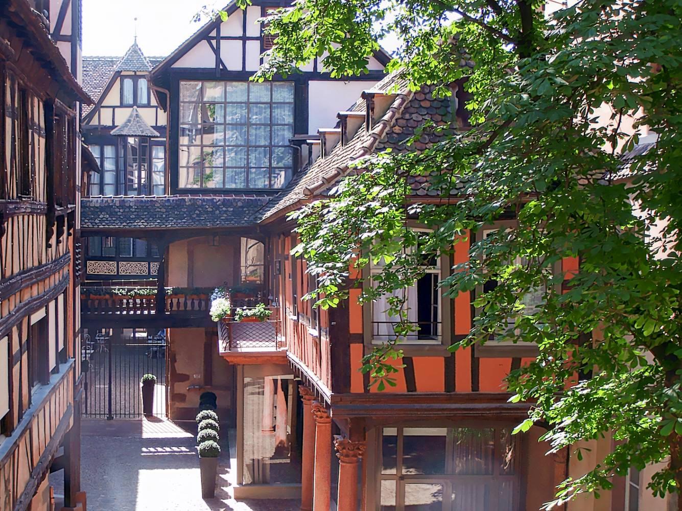 Hôtel Cour du Corbeau Strasbourg - MGallery