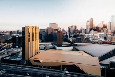 Novotel Melbourne South Wharf